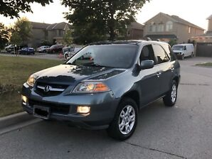 Sold 2005 Acura MDX fully Loaded