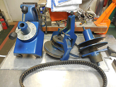 Powermatic Drill Press Model 1200 Speed Reduction Assembly Nice Rare