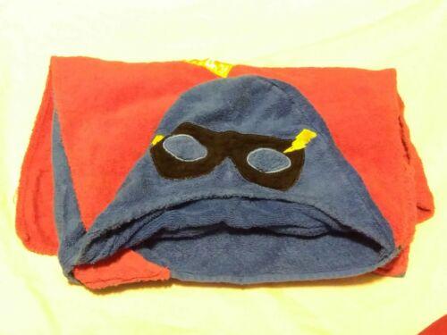 Flash Hooded Bath Towel
