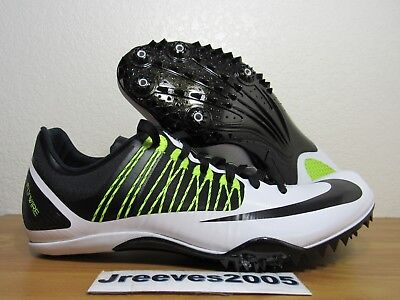 new concept 3eede 0493b Nike Zoom Celar 5 Sprint Track   Field Spikes Sz 12 100% Authentic 629226  107