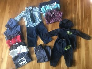 Baby boy clothes, 18 - 24 months