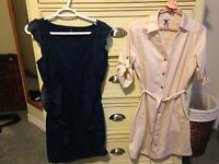 Dresses and skirts for sale ! $25
