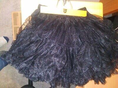 Petticoat Two Layer Crinoline Adult Womens Costume Accessory Fancy Dress