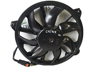 CITROEN C4 PICASSO GRAND PICASSO PEUGEOT 2.0 HDI 2006-2010 RADIATOR COOLING FAN
