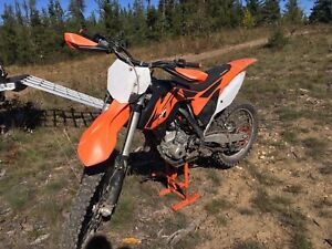 For Sale or Trade; 2013 KTM 250sx-f