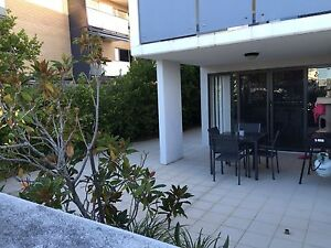 Clayfield area: 1 bedroom  full turn.  AirCon 68 sqm courtyard Wooloowin Brisbane North East Preview