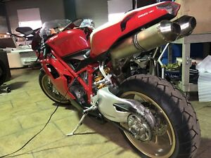 2007 Ducati 1098s MINT Low Km