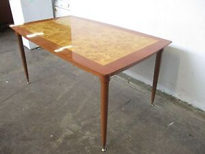 C31061 Gorgeous Vintage RETRO Russian Birch Dining Kitchen Table Mount Barker Mount Barker Area Preview