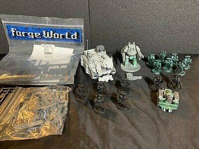Forgeworld Sons of Horus Army Lot ~  Warhammer 40K Horus Heresy Space Marines