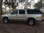 2007 Chevrolet Suburban 2500 LT. Half Price. Urgent Sale Castle Hill The Hills District Preview