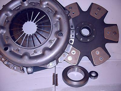Tym T503 T420 T433 T454 T500 T554 Tractor Clutch Kit 10 14