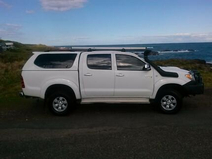 2006/07 Toyota Hilux Ute Anna Bay Port Stephens Area Preview