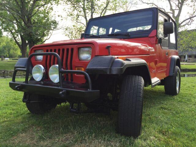 Imagen 1 de Jeep Wrangler 4.0L 242Cu.…