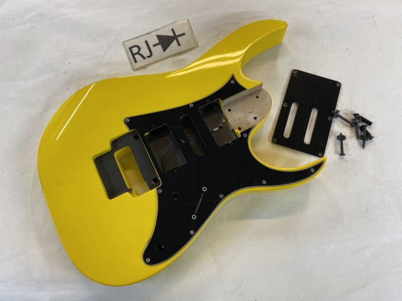 Ibanez RG RG450M Electric Guitar Body Yellow