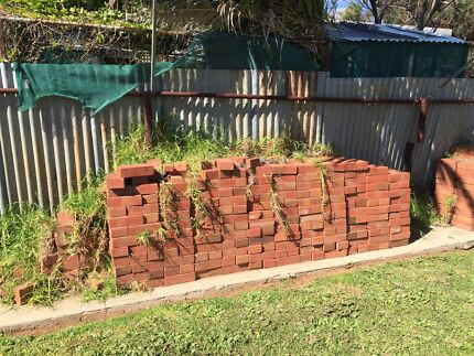 Red brick pacers for sale (loose) Pooraka Salisbury Area Preview