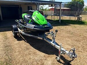 2015 Kawasaki Jet Ski & Trailer Wyreema Toowoomba Surrounds Preview