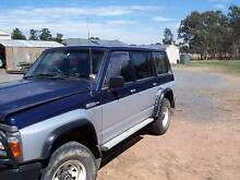 1988 Nissan Patrol gq petrol Maryborough Central Goldfields Preview