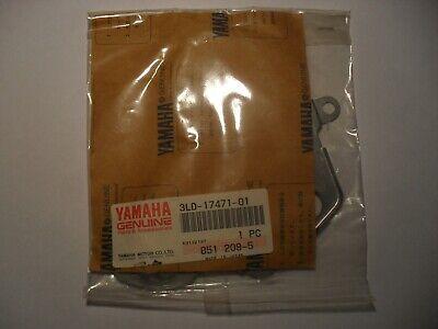GENUINE <em>YAMAHA</em> TDM850 XTZ750 SUPERTENERE TRANSMISSION COVER PLATE 3LD