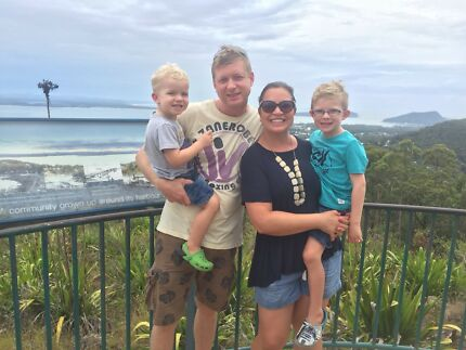 Wanted: Wanted- Au pair with young fun family in Casuarina