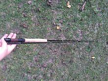 Fly rod Abu Garcia Goldmax graphite Springwood Logan Area Preview
