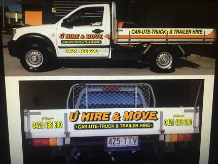 U Hire & Move - Ute Hire From $40.00 per day Arana Hills Brisbane North West Preview