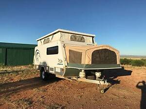 30th Anniversary Jayco Expanda 2005 Quorn Flinders Ranges Preview