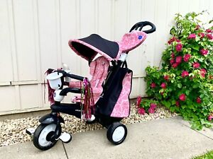 The Original Smartrike *Little girls Bike/ Stroller