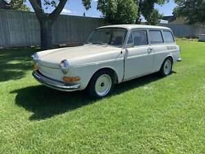 1971 VW Type 3 Squareback - second owner