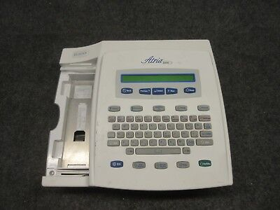 Burdick Atria 3100 Interpretive Ecg-ekg Electrocardiogram Machine Powers On