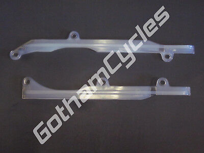 New OEM Ducati Swingarm Chain Upper Lower Slider Guide Runner Top Bottom Cover