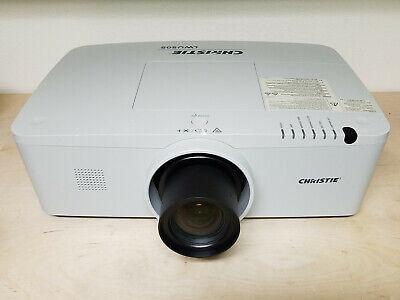 Christie LWU505 Full HD WUXGA Large Venue Digital Video Projector - 5000 Lumens!