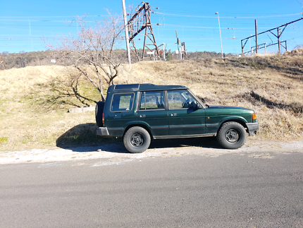 1997 Land Rover Discovery