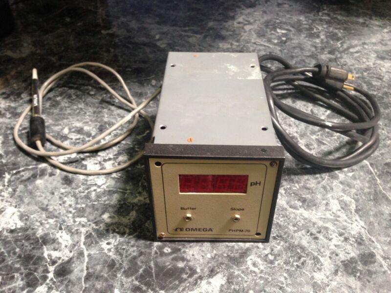 Omega PHPM-70 pH Meter