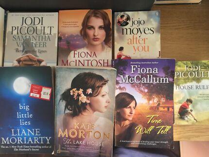 Novels best sellers.