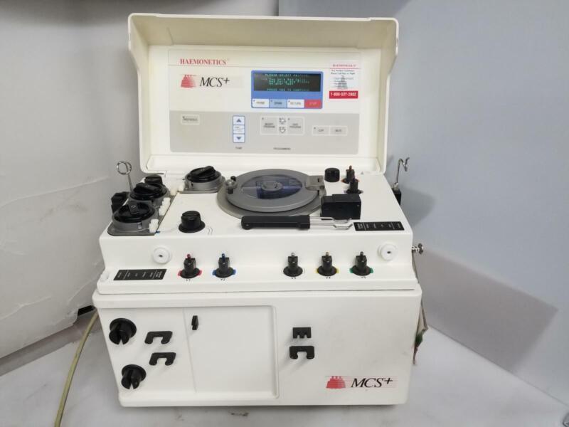 Haemonetics MCS+ 8150 Multicomponent Collection System