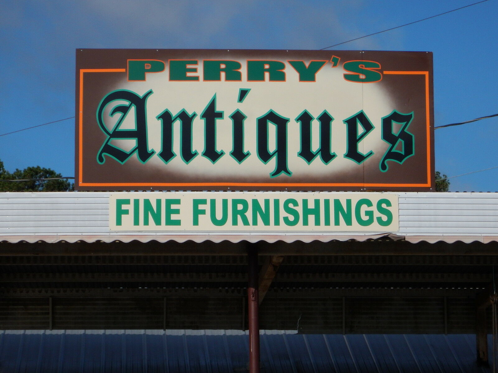 Perry's Antiques & Fine Furnishings