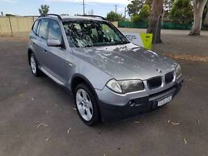 BMW X3 3.0l Automatic Traralgon East Latrobe Valley Preview