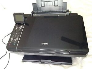 Like new epson colour printer and copier