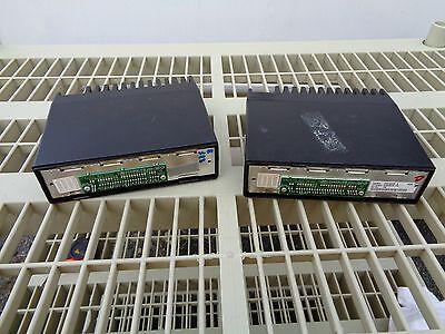 Lot Of 2 Motorola Hud3823a 7911756 Max Trac Radio