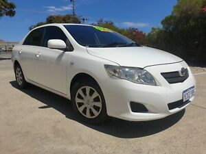 2008 Toyota Corolla Sedan auto Wangara Wanneroo Area Preview