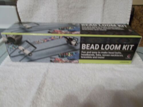 Bead Loom Kit by Cousin Make Jewelry Belts & More Seed Beads String Loom Instruc