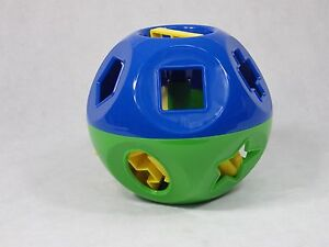 Tupperware Kombiball F02 Spielzeug Lernen  Neu