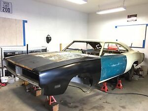 1969 Dodge Charger R/T SE Project