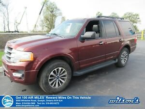 2017 Ford Expedition XLT | 4WD | 3.5L ECOBOOST | SUNROOF | LEATH