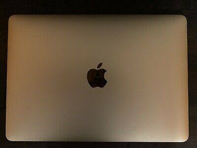Apple MacBook 12'' 256 GB Gold Laptop - MLHE2LL/A (April, 2016)