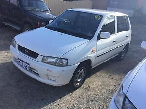 1999 Mazda 121  metro shades man Hatchback only 97000 klms Silver Sands Mandurah Area Preview