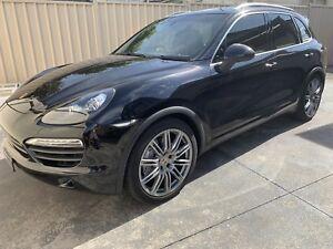 Porsche Cayenne S Diesel MY14