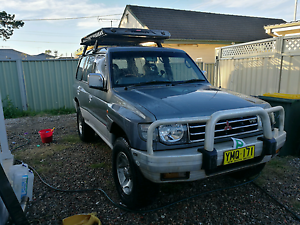 1998 NL GLS Pajero St Marys Penrith Area Preview