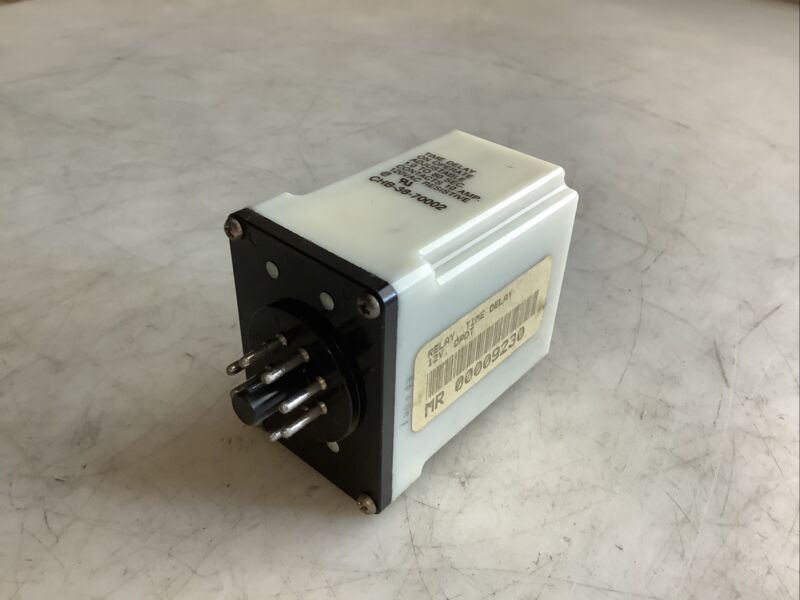 POTTER BRUMFIELD CHB-38-70002 TIME DELAY RELAY 777