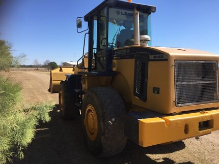 2004 Liugong loader for sale